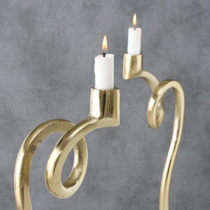 Kerzenleuchter Ringly